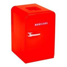 Mini Geladeira 15 Litros Vermelha