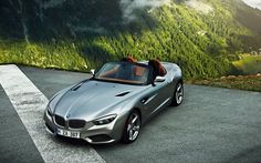 BMW Zagato Roadster --> Check out THESE Bimmers!! http://germancars.everythingaboutgermany.com/BMW/BMW.html