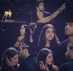 her surprise. because he loves stars Love Pictures, Couple Pictures, Young Couples, Cute Couples, Barney & Friends, Niti Taylor, Cute Love Couple, Marie Gomez, Tv Actors