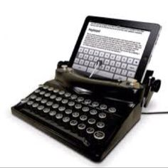How Fun! a typewriter for your iPad
