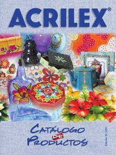 Edición13|2011 Catalogo Acrilex_Set_2011_Edicao 10_ESP_Pags 1 a 40.indd 1 14/09/2011 09:59:13