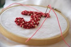 french knots!