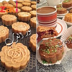 معمول السميد بنكهة جديدة ومميزة  حلويات حلويات عربية كعك وبسكويت كيكات