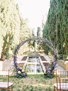 Old World Italian Villa Inspired Wedding - Aisle Society