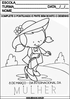 Atividades com Pontilhados - Educação Infantil - Aluno On Sistema Solar, Smurfs, Snoopy, Activities, Kids, Fictional Characters, Mascara, Alice, Literacy Activities