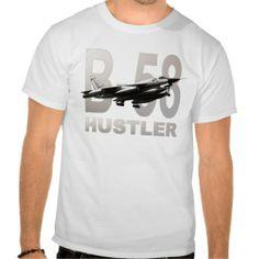 B-58 Hustler Jet Bomber Aircraft #Aircraft #B58 #Gifts
