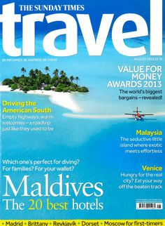 Image result for travel magazine