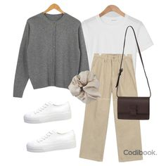 Korean Outfit Street Styles, Korean Outfits, Retro Outfits, Cute Casual Outfits, Korean Girl Fashion, Ulzzang Fashion, Kpop Fashion Outfits, Fasion, Mode Inspiration