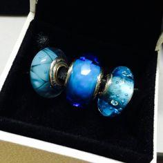 Wishing for Something blue Marino Bubbles.