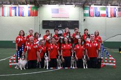 Introducing the 2012 AKC Agility World Team    By Kayla Bertagnolli