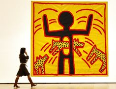 Happy Birthday Keith Haring.