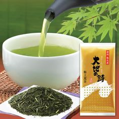 Quantity 3.5 oz (100g) Makes 30 - 40 cups (49 cents per cup) Type Loose Leave Authentic Japanese Green Tea (No Additives) Caffeine per Serving 34 mg (about 1/3 of cup of coffee) Country of Origin 100