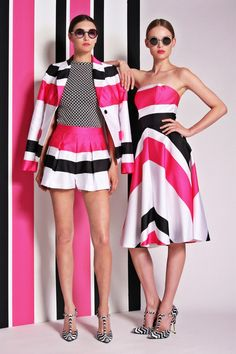 Christian Siriano Resort 2014 Collection - Vogue