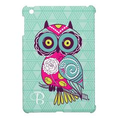 Retro Groovy Owl Teal Case For The iPad Mini you will get best price offer lowest prices or diccount couponeThis Deals          	Retro Groovy Owl Teal Case For The iPad Mini Review from Associated Store with this Deal...