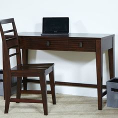 Found it at Wayfair - Cameron Writing Desk with 2 Drawer