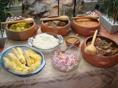 Un rico buffet criollo para tus reuniones familiares