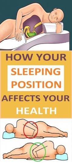 Best Sleeping Positions That Have Positive Impacts On Your Health Poor sleeping posture could possibly cause back and neck pain, fatigue, sleep apnea, [. Health Benefits, Health Tips, Health And Wellness, Health And Beauty, Health Facts, Health Care, Beauty Boost, Health Fitness, Wellness Fitness