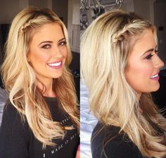 Image result for christina el moussa hair