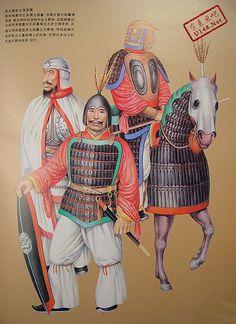 0386 : 0581 North & South Dynasty (386-581)