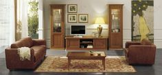 Camel Vera Italian Crocodile Brown Leather Sofa Suite - 3+1 Seater
