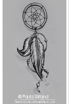 Dream catcher tattoo <3