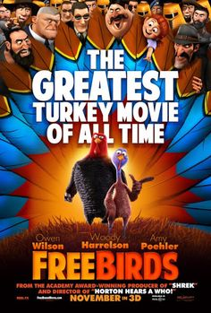 At the Movies: Free Birds (2013)