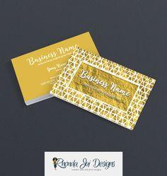 57 best etsy business cards images on pinterest business card business card designs gold business cards 2 sided printable business card design gold by rhondajai on etsy colourmoves