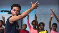 Dancer Dane Hurst on his dream to teach modern dance to under-privileged kids in SA