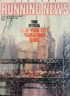 NYC Marathon And Chocolate Donuts - The Cookie ChRUNicles #NYCM #marathon #running #donuts