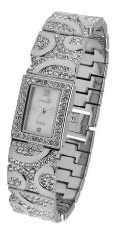 Le Chic Silver womens watch with diamond L' Inspiration CM 1651D S Le Chic http://www.amazon.co.uk/dp/B009LEOWFK/ref=cm_sw_r_pi_dp_7Dh9ub0N3EMR9