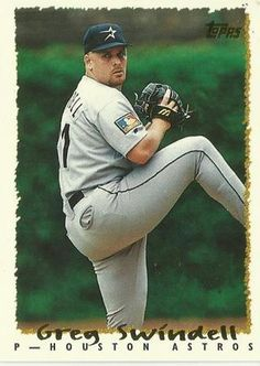 Free: 1995 Topps Greg Swindell - Sports Trading Cards - Listia.com Auctions for Free Stuff