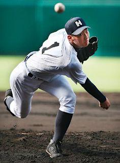 高校野球・龍谷大平安先発の田村