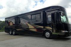 45' Newmar Essex (Black Multiple pickup locations