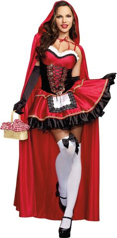 Red Riding Hood #Costume