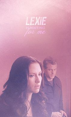 """Lexie is waiting for me."" Mark Sloan about Lexie Grey"