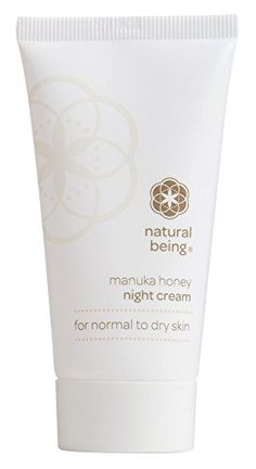Living Natures Organic Moisturizing Night Cream Manuka Honey  Manuka Oil Restores Balance -- This is an Amazon Affiliate link. Check out the image by visiting the link.