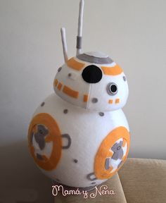 BB-8 Star Wars em Feltro