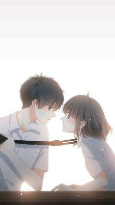 Can someone tell me what anime or manga is this? Cute Couple Drawings, Cute Couple Art, Anime Couples Drawings, Anime Couples Manga, Cute Anime Couples, Love Drawings, Drawing Faces, Love Cartoon Couple, Manga Couple