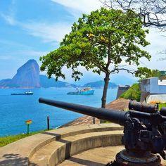 Fortaleza de Santa Cruz, Niterói