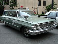 1964 Ford Country Sedan Wagon.....: