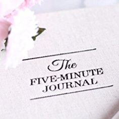 Amazon.fr - The Five Minute Journal: A Happier You in 5 Minutes a Day - - Livres