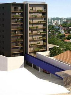 Confira a estimativa de preço, fotos e planta do edifício Azul na  em Vila Madalena