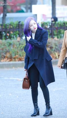 Dahyun - Twice Kpop Fashion Outfits, Edgy Outfits, Korean Outfits, Fashion Models, Cute Outfits, Kpop Girl Groups, Korean Girl Groups, Kpop Girls, Korean Airport Fashion