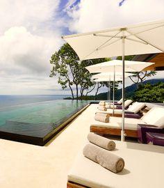 Luxury meets nature in Costa Rica.