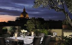 Top 10: the best Rome hotels near the Trevi Fountain