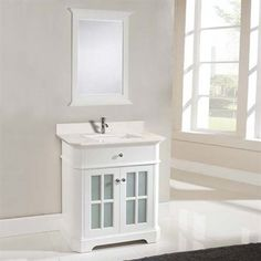 TidalBath HTG Heritage 32-in Bathroom Vanity