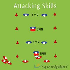 Rugby Coaching: Attacking Skills version 2