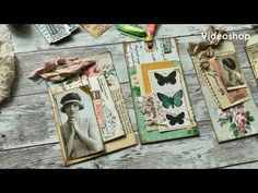 Ruby & Pearl Design Team Project - Tuck Spot Tags - YouTube Pearl Design, All Video, Journal Notebook, Notebooks, Journals, Pearls, Tags, Youtube, Projects