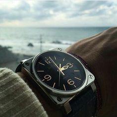 The Bell & Ross BR 03-92 Golden Heritage - check the time…please! #wristkind #squareface #pilotwatch #watch #watches #instawatch #watchcollector #watchshop #watchaddict #dailywatch #watchmania #watchesofinstagram #watchfam #watchoftheday #watchlover #watchlovers #wristwear #watchgame #wristgame #clockface #timepiece #wriststrap #watchporn #WOTD #luxurywatch