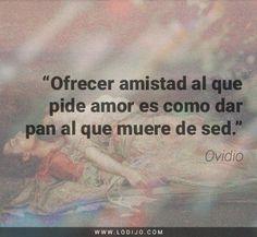 Frases de Ovidio